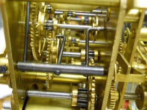 clock repair service